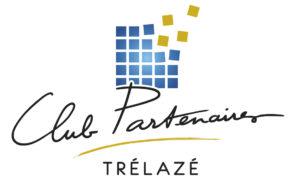 logo du Club partenaires ville de Trélazé