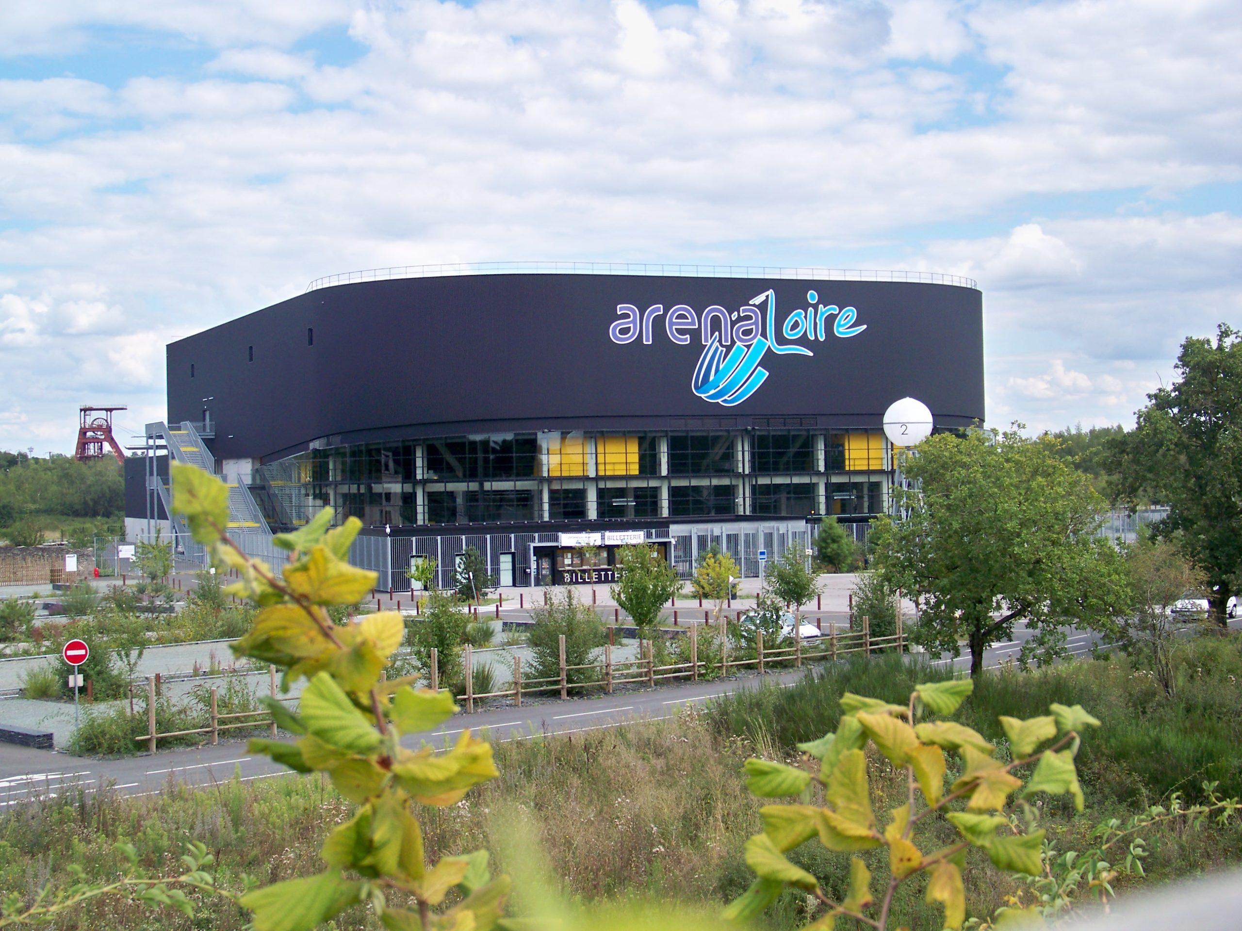 Image de l'article Arena Loire Trélazé