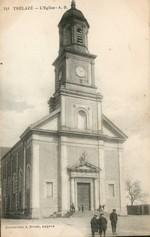 Eglise Saint-Pierre - Trélazé