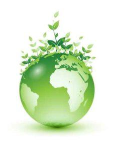 photo sur le recyclage - planète - Trélazé