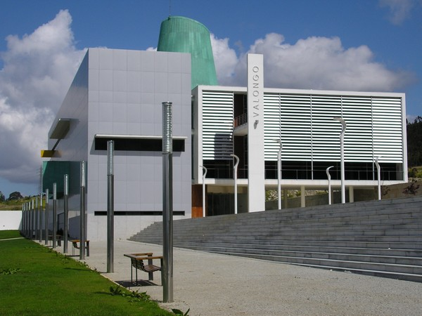 photo de la bibliothèque de Valongo