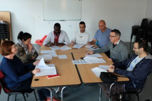 photo du conseil citoyen de Trélazé - 2017