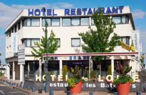 Les bâteliers hôtel restaurant Trélazé