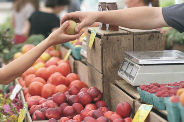 photo des marchés de Trélazé