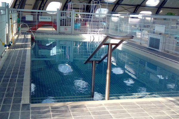 vue du petit bassin piscine municipale