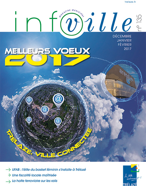 Couverture Infoville 135