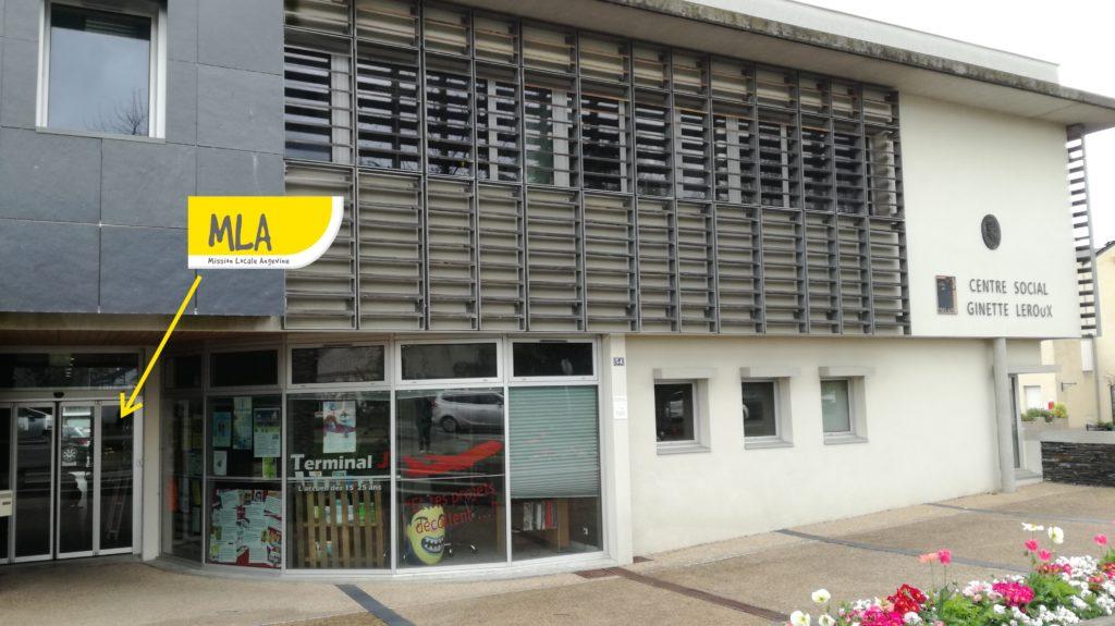 locaux MLA Trélazé