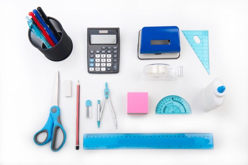 photo matériel scolaire - CLAS - Trélazé