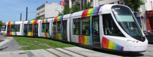 ligne B tramway Angers Loire Métropole