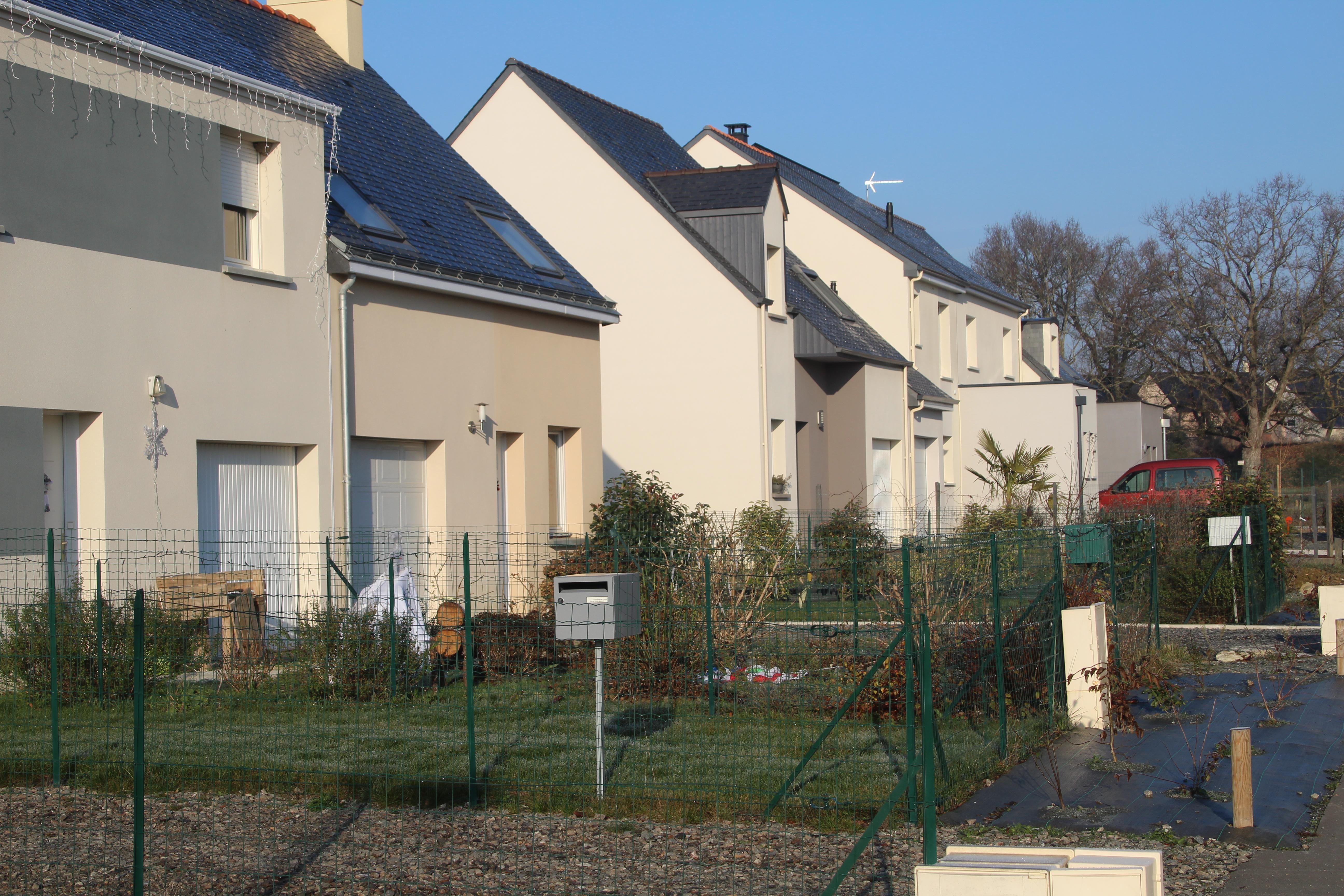 Maisons Quantinière Trélazé