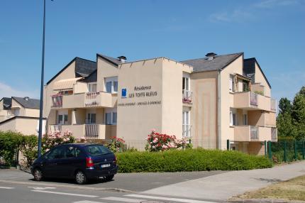 Foyer logement Les Toits Bleus Trélazé