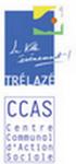 photo logo ccas - ville de Trélazé