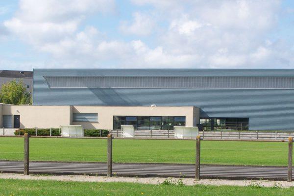 Parc des sports de la Goducière - Trélazé