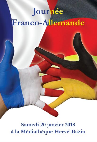 journée franco-allemande à la médiathèque - 20 janvier