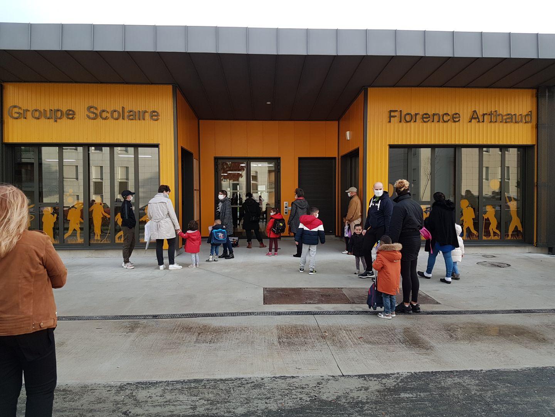 Image de l'article Zoom sur la nouvelle école du quartier de la Quantinière !