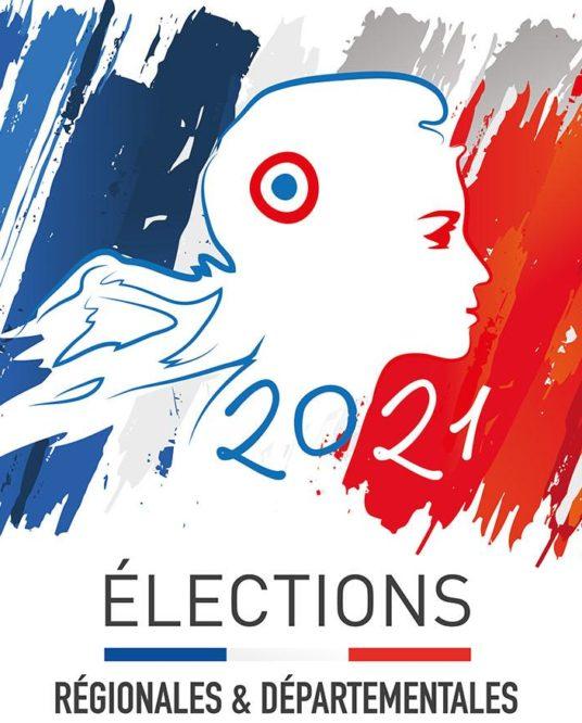 Image de l'évènement Élections régionales et départementales