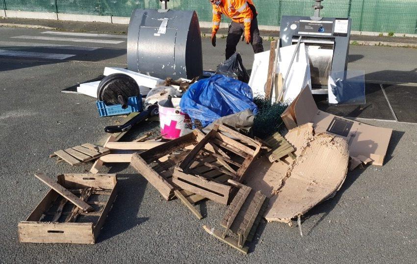 Image de l'article Des moyens au service d'une ville propre