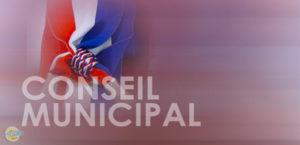 Image de l'article Prochaine séance du Conseil Municipal