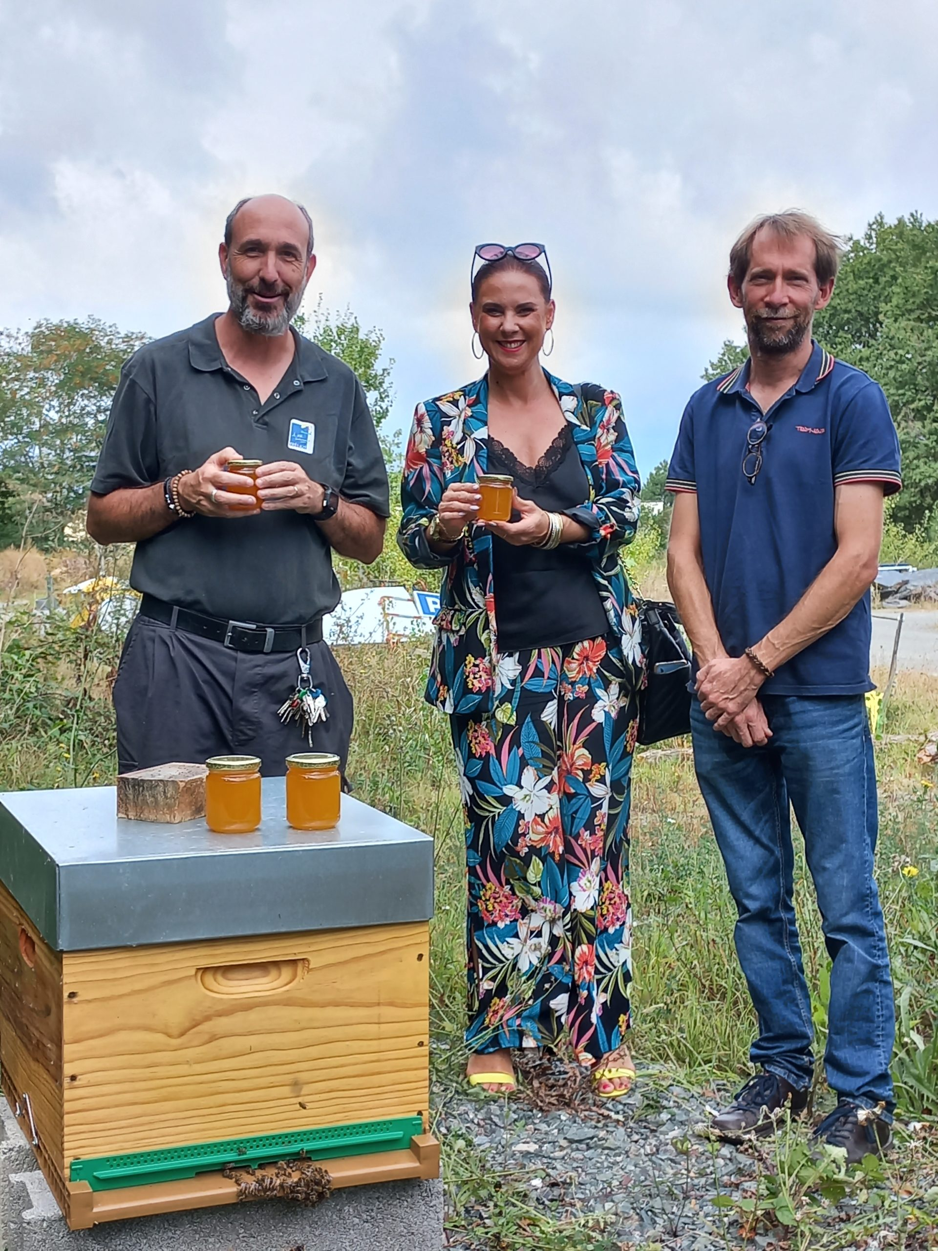 Image de l'article Du miel made in Trélazé !
