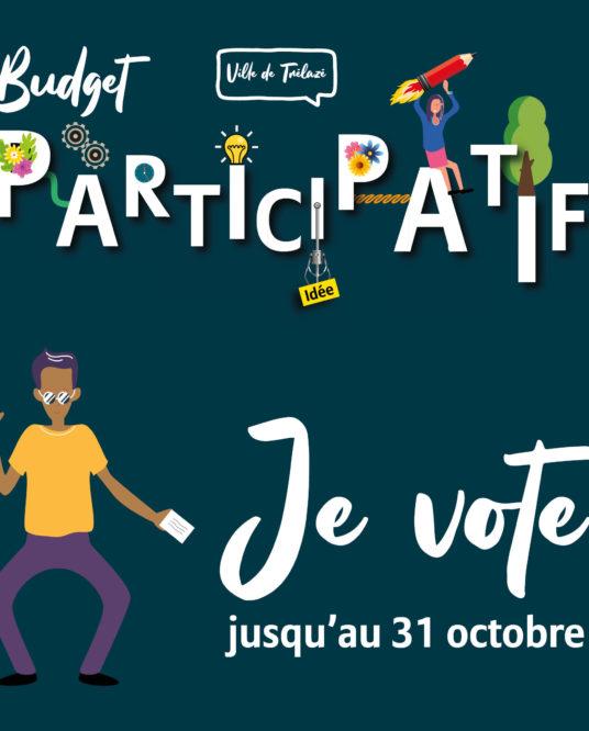 Image de l'article Budget participatif de Trélazé : l'heure est au vote !