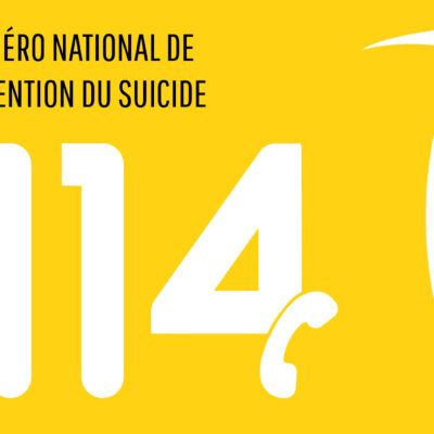 Photo de l'article Lancement du numéro national de prévention du suicide : 3114